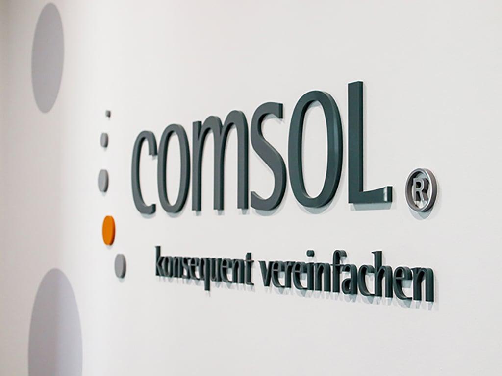 Comsol Logo